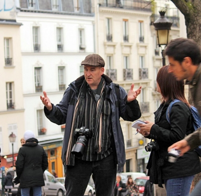 Montmartre Photo Tour